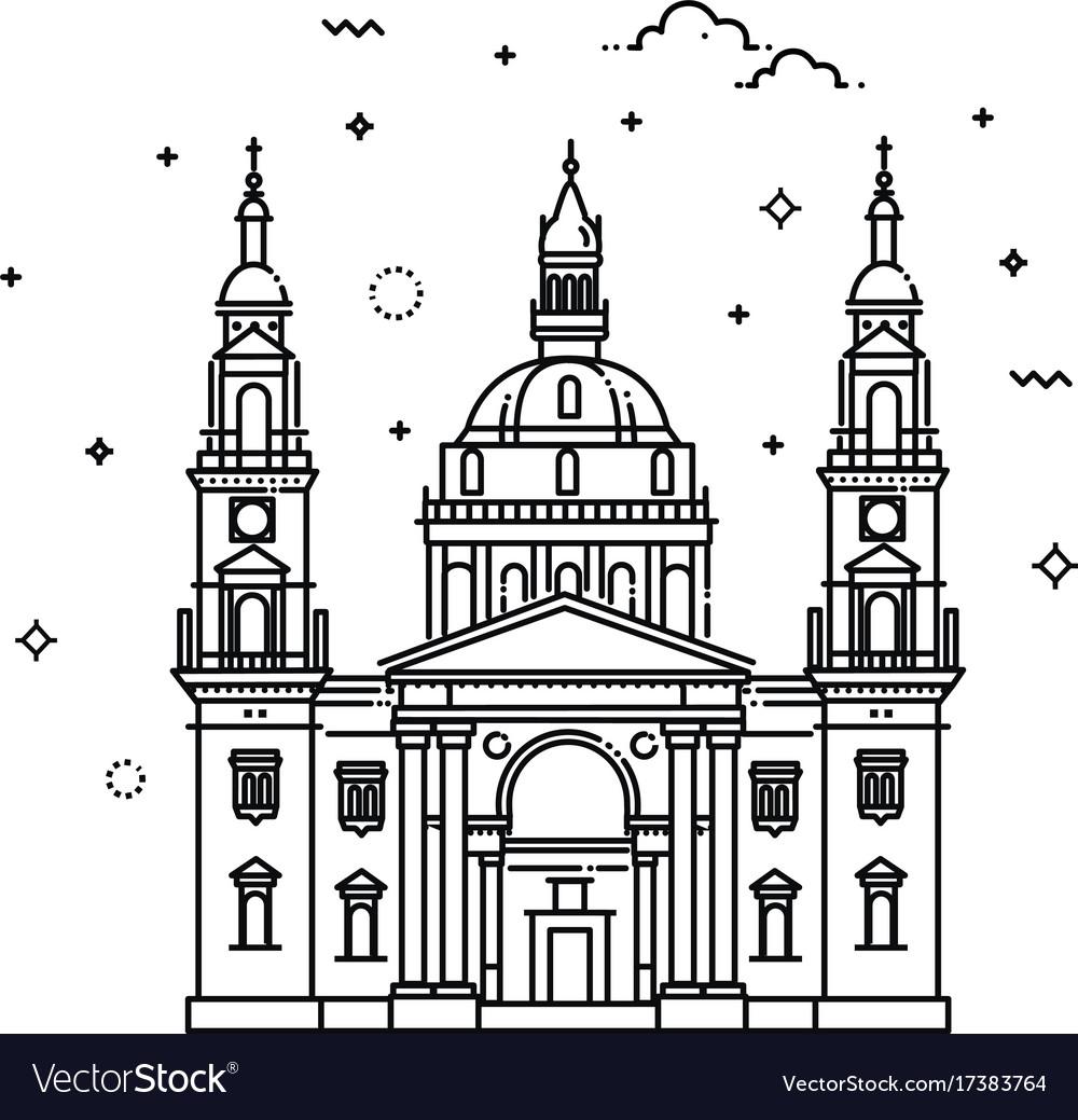 Budapest basilica hungary