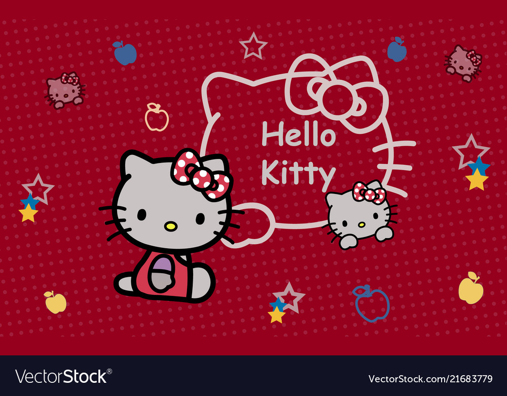 Unduh 620+ Background Foto Hello Kitty Gratis Terbaik