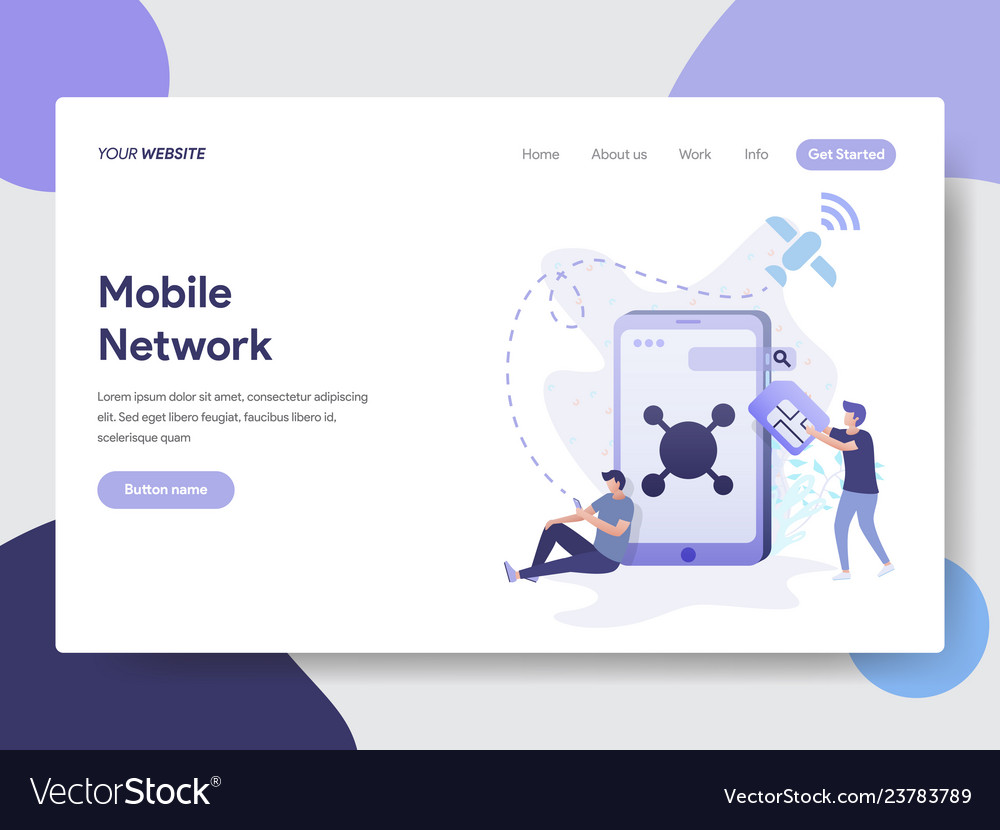 Mobile network concept