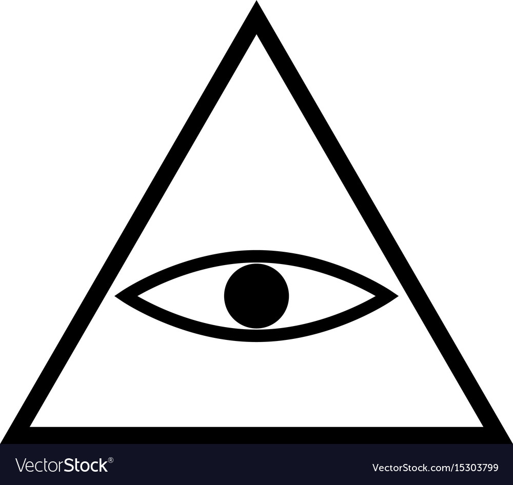 Triangle With Eye Symbol Images Meaning Of This Symbol