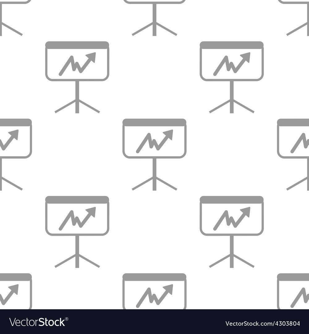 New chart seamless pattern
