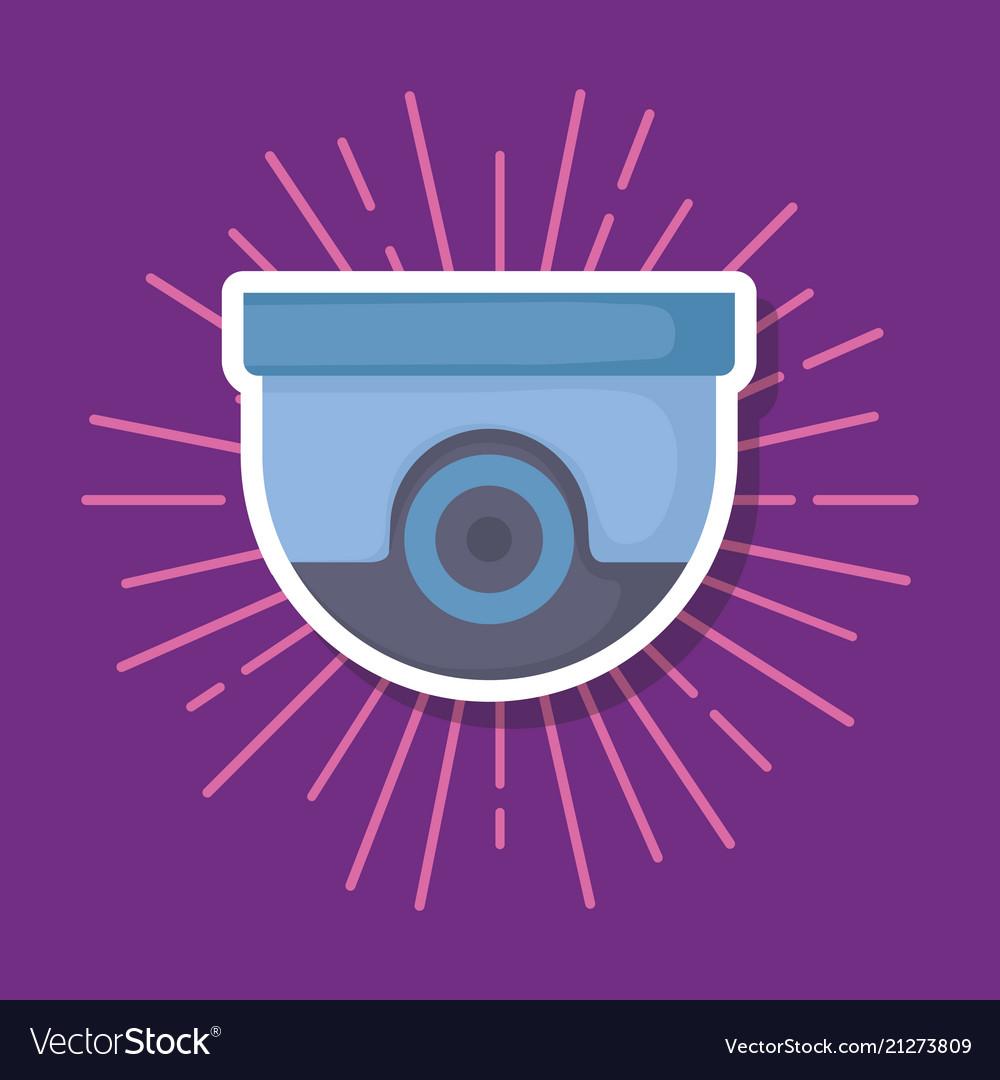 Security camera design