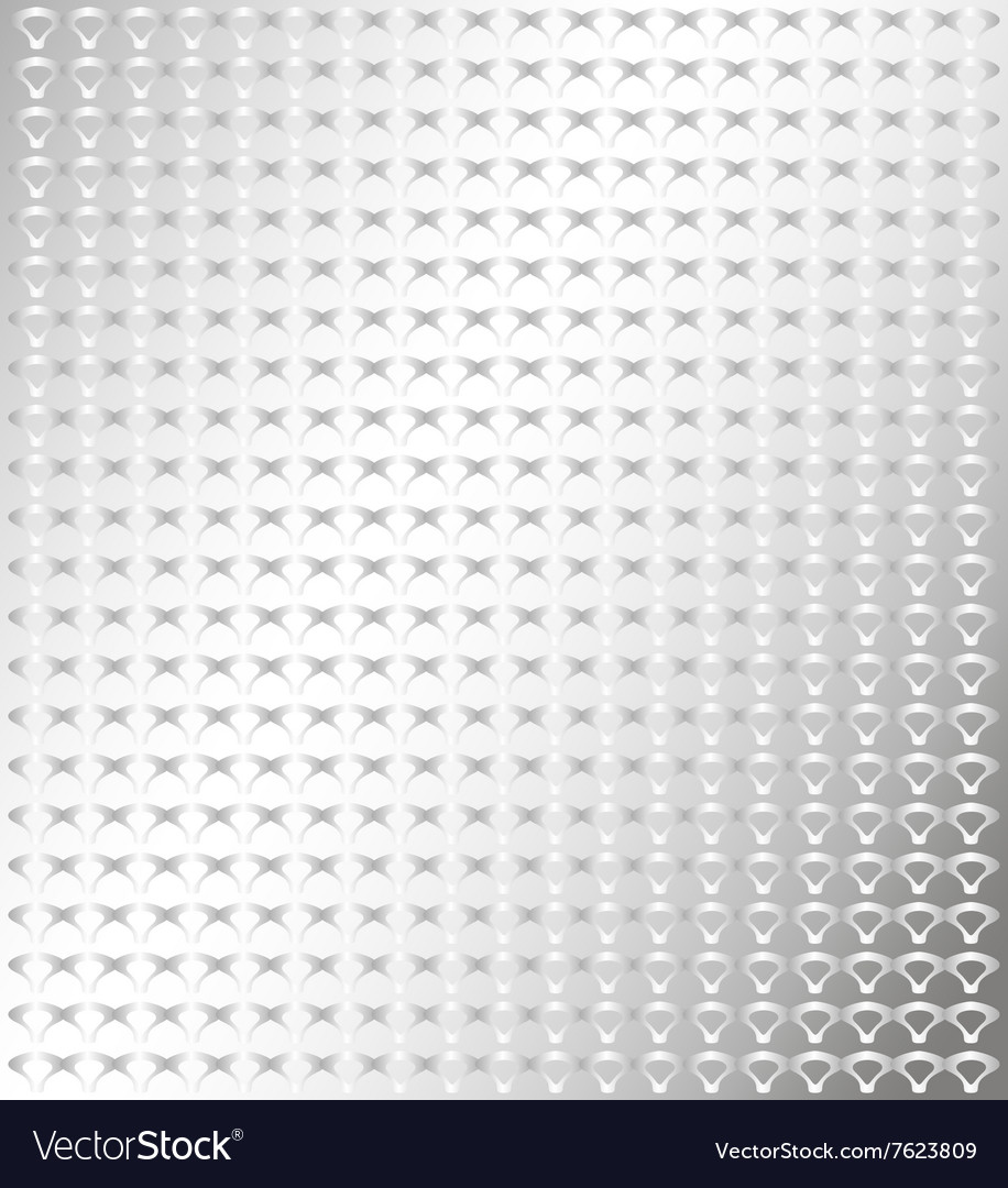 Silver background with small pattern