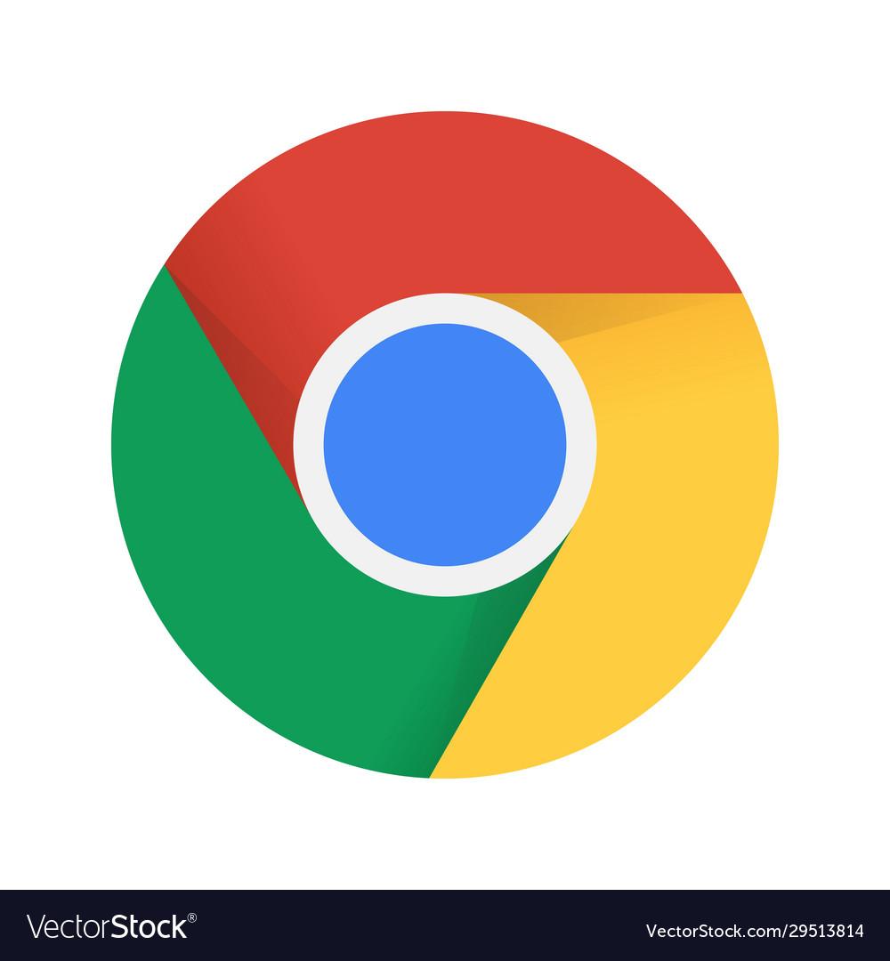 Browser chrome emblem