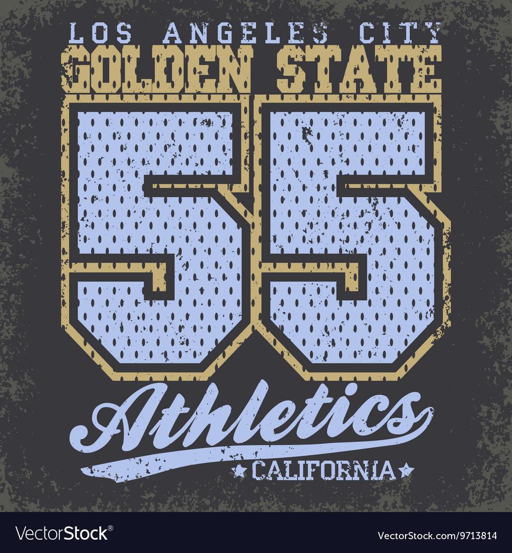 fbc36798 Sport Typography Graphics T-shirt Royalty Free Vector Image