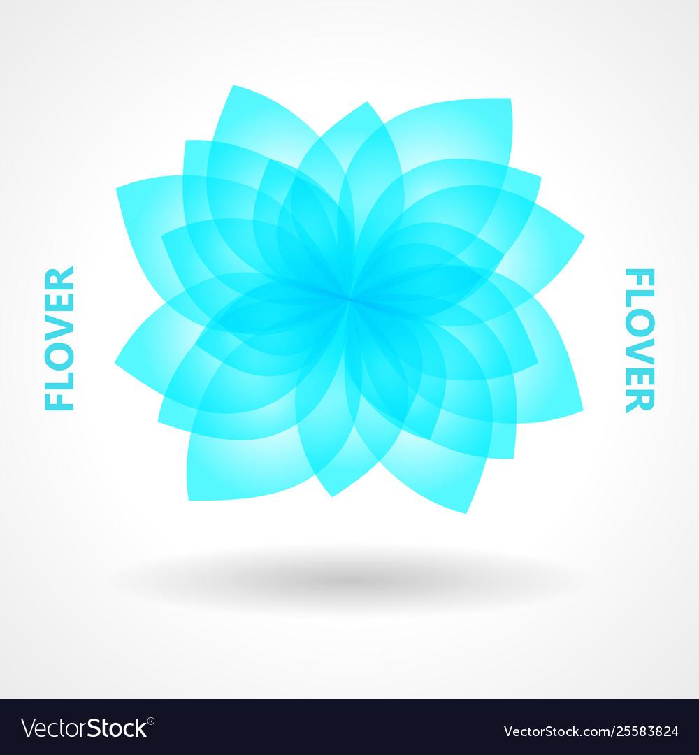 Art design elements flower logo