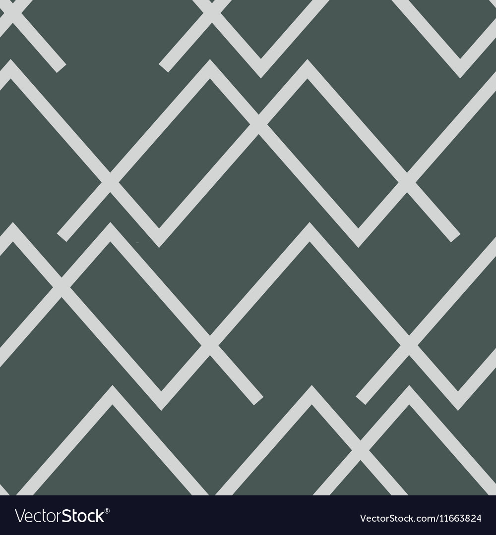 Seamless abstract horizontal lines pattern