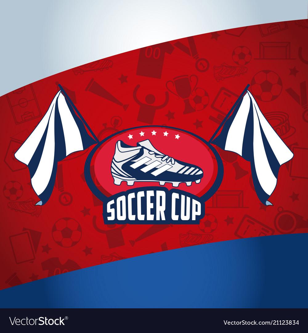 Soccer world cup tournament