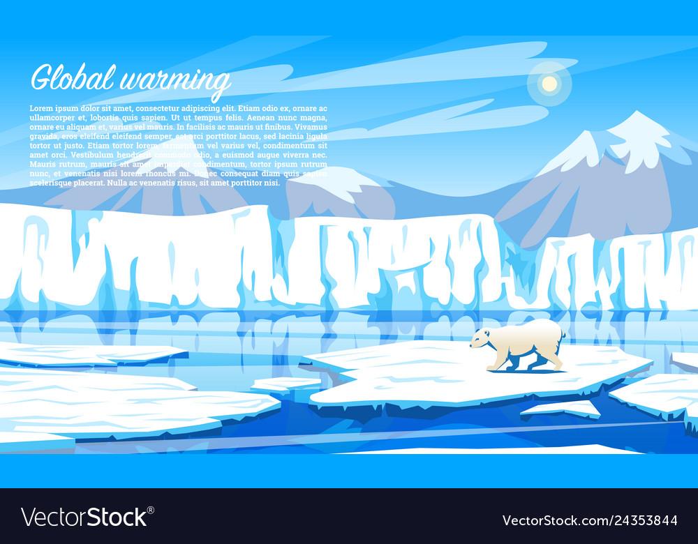 Global warming environmental problem climate