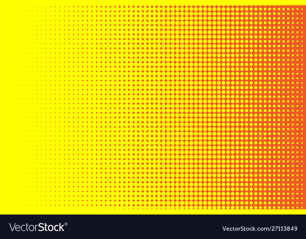 Abstract comics pop art style templateyellow and