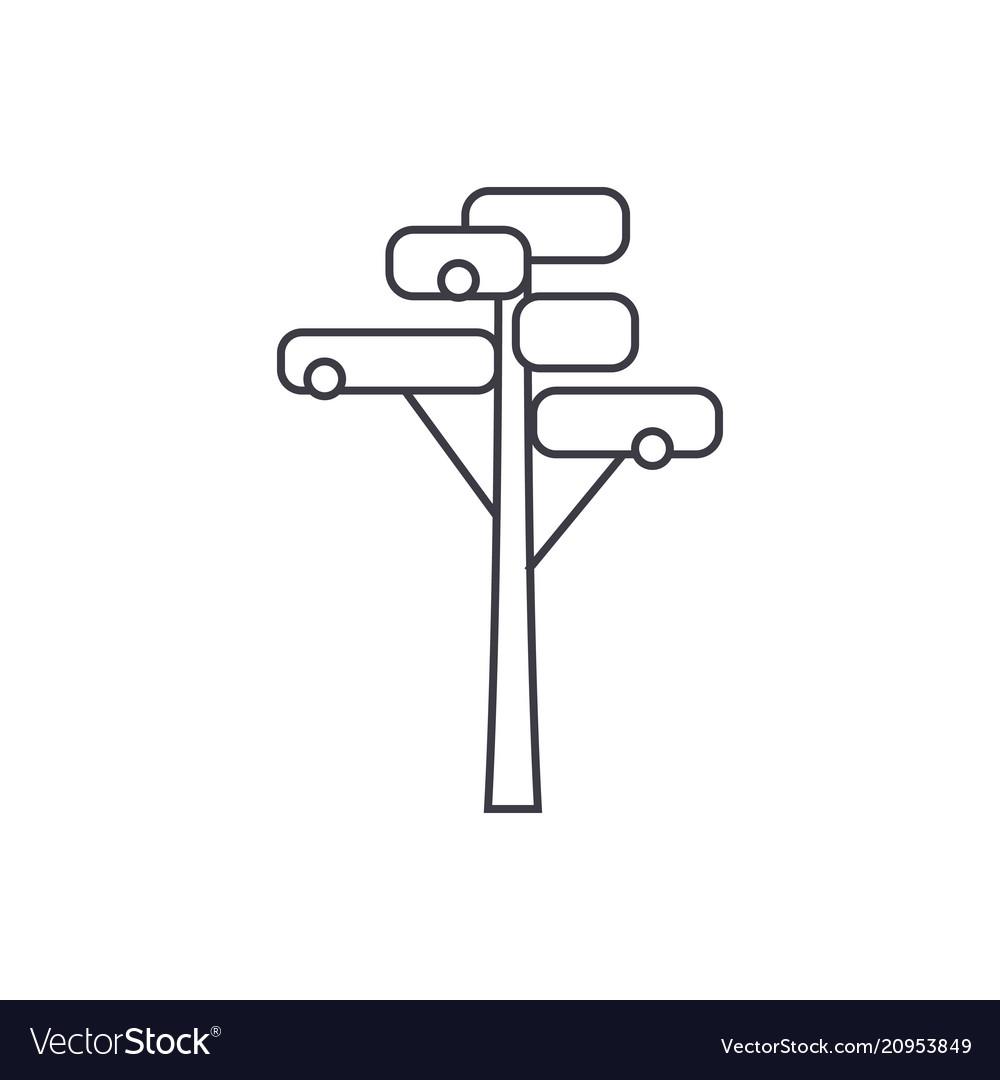 Pine Tree Concept Art
