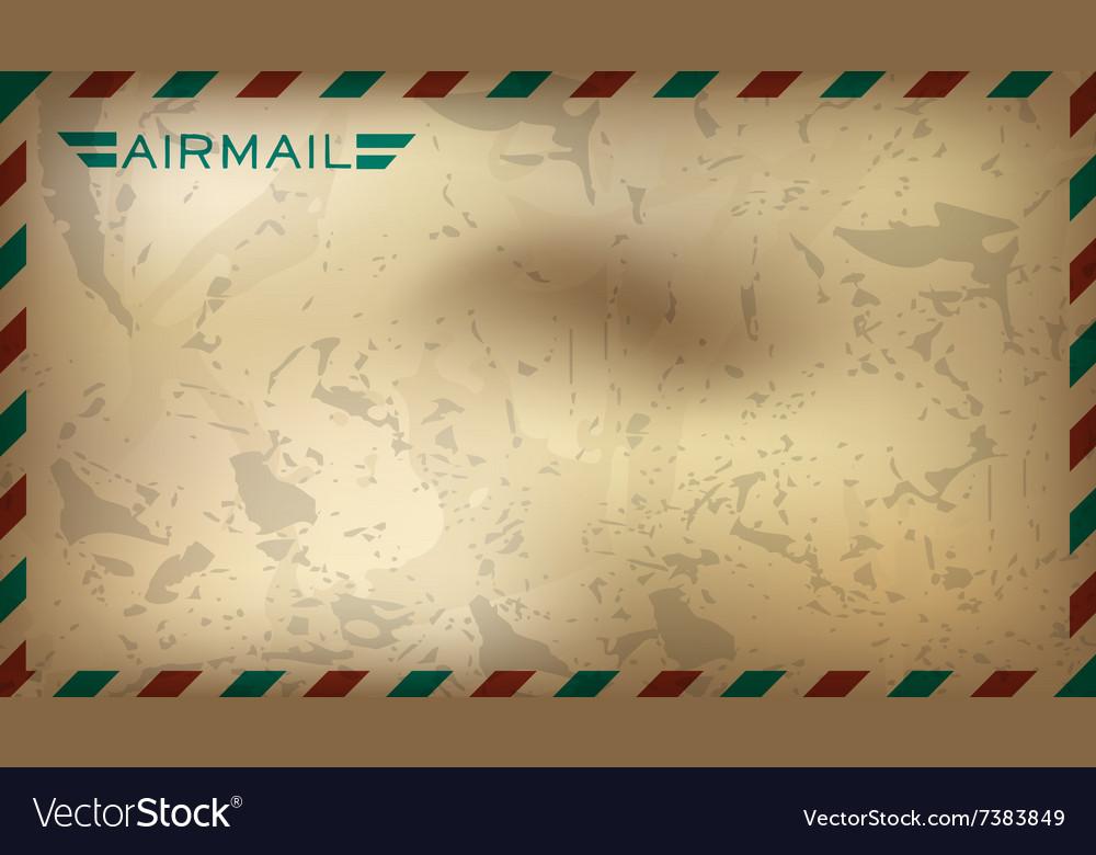 Postal background