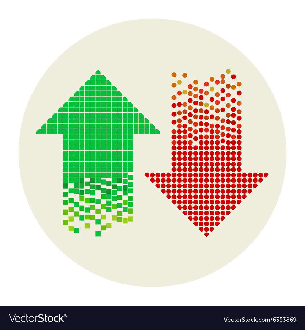 Mosaic arrows