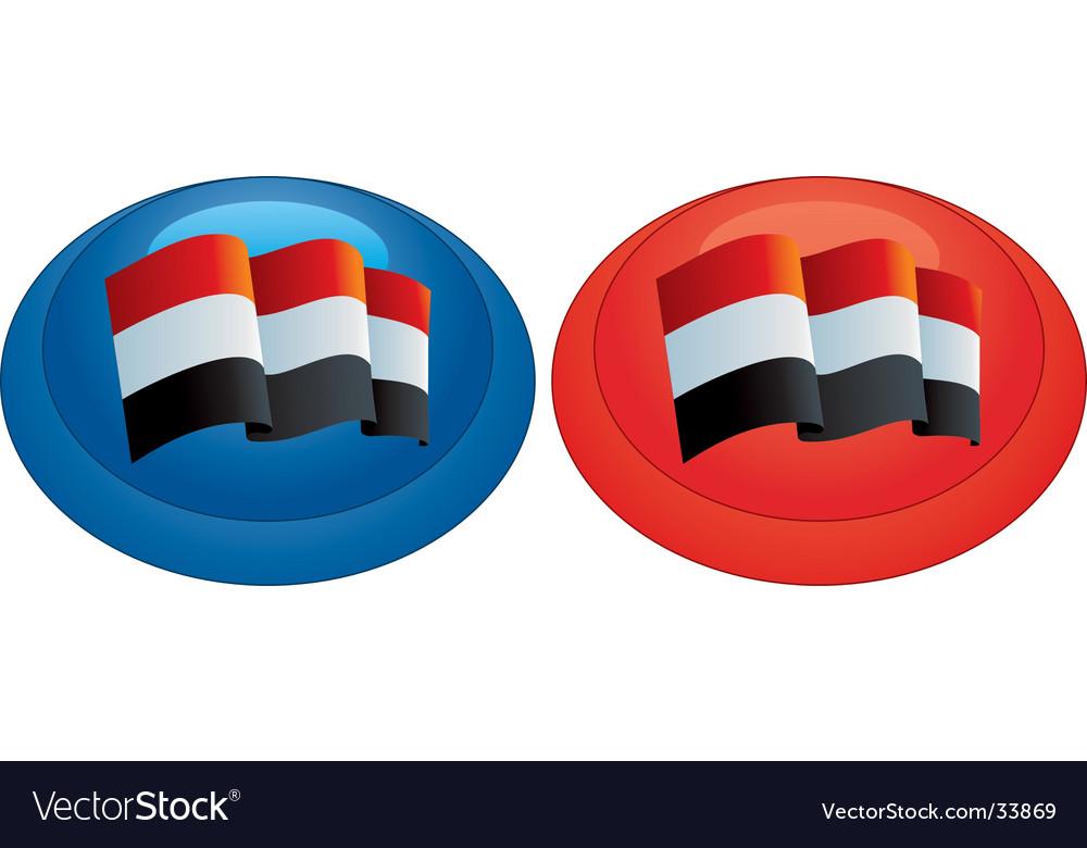 Animated American Flag Waving