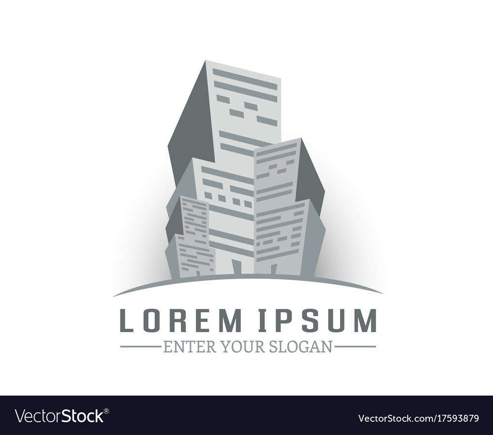 Business abstract city modern concept for