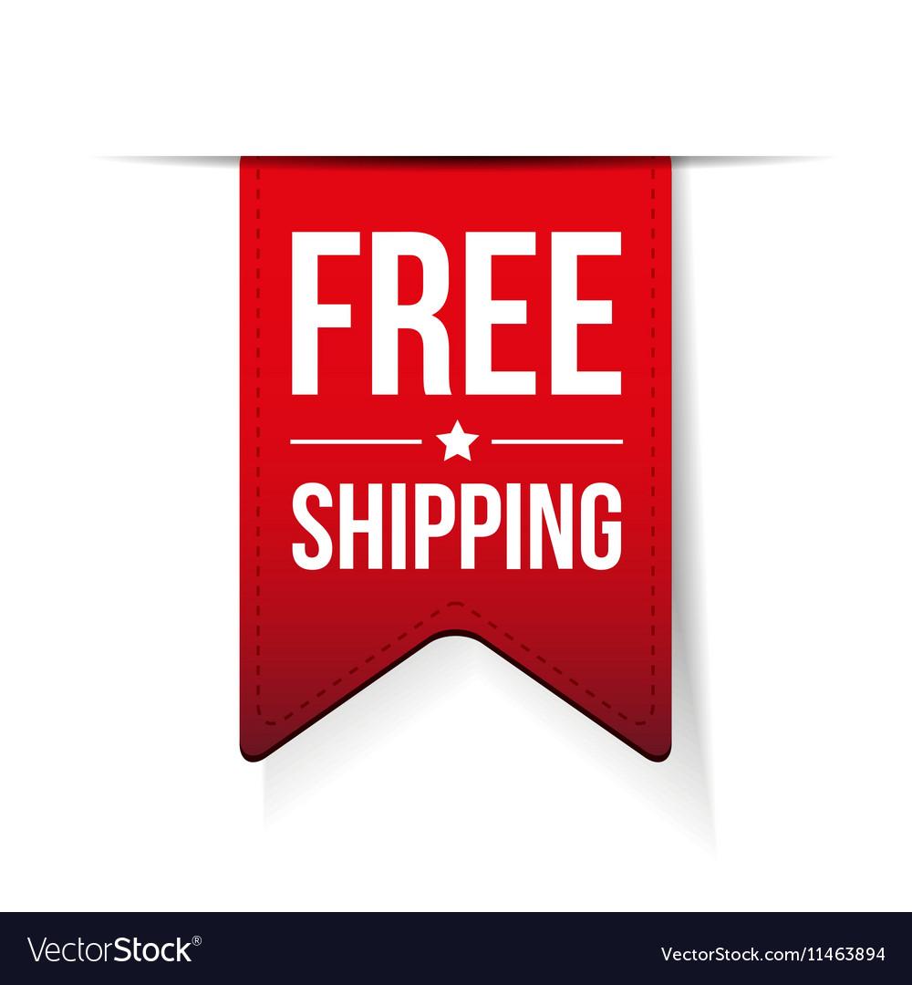 Free Shipping ribbon red