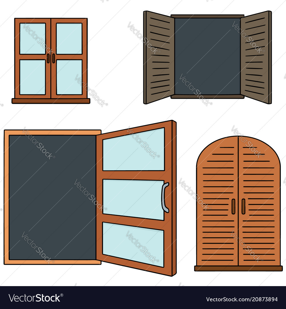Set of window