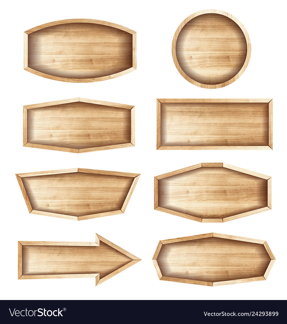 Wooden sign boards for saleprice and discount