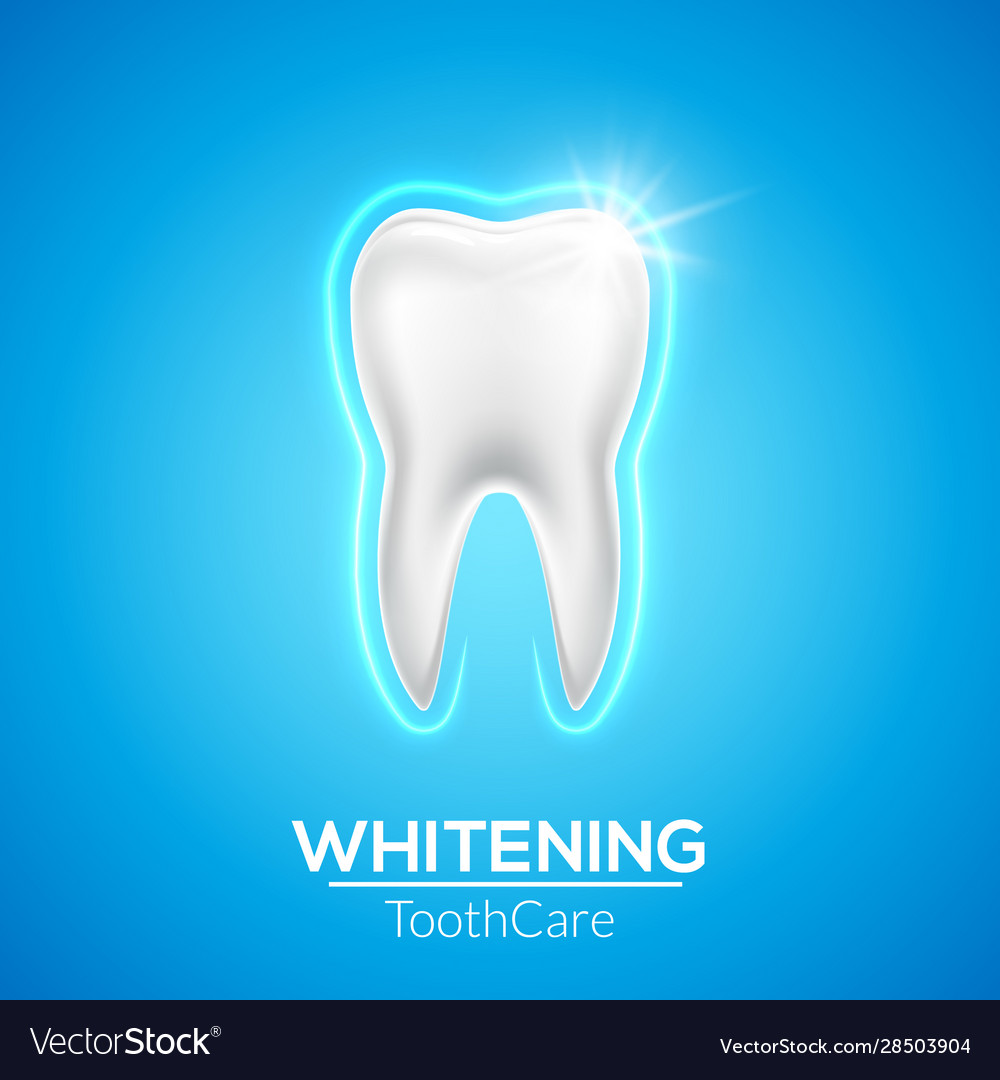 Tooth care dental icon healthy dentist
