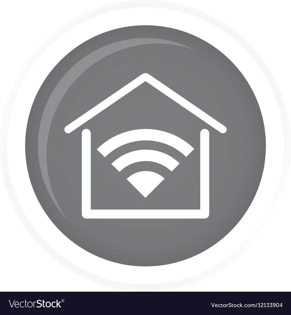 Wireless Network Symbol Royalty Free Vector Image