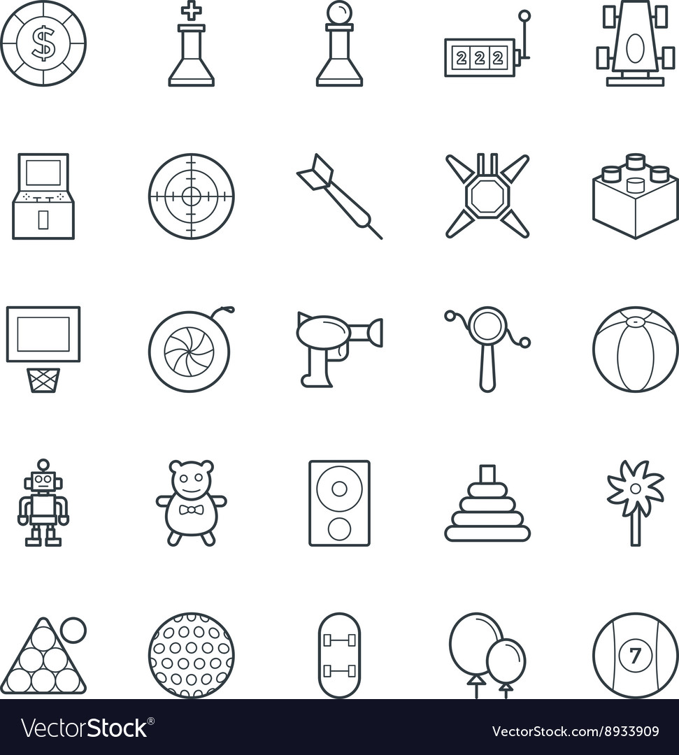 Gaming Cool Icons 3