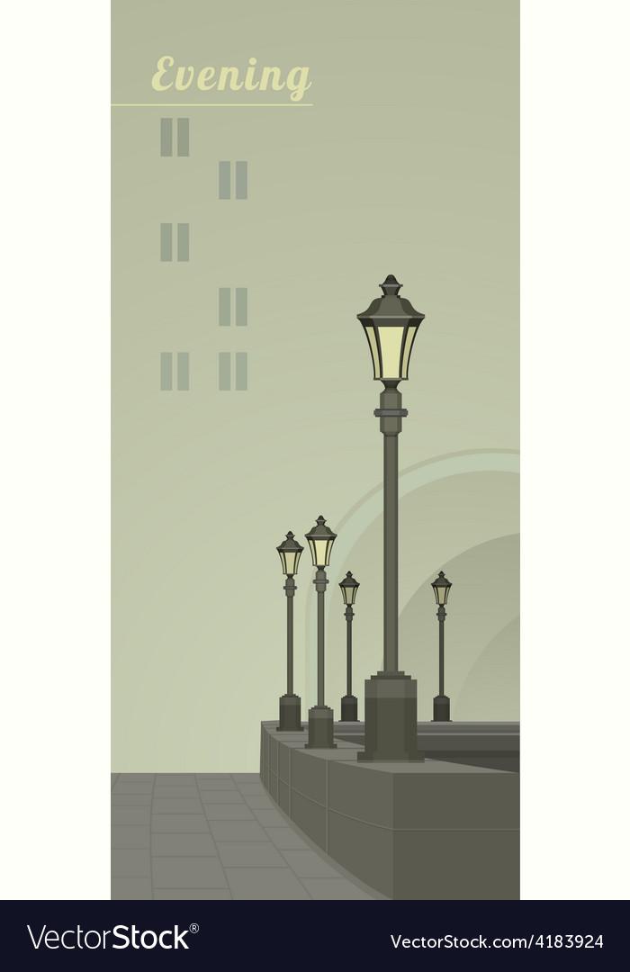 Lights in the faithful city