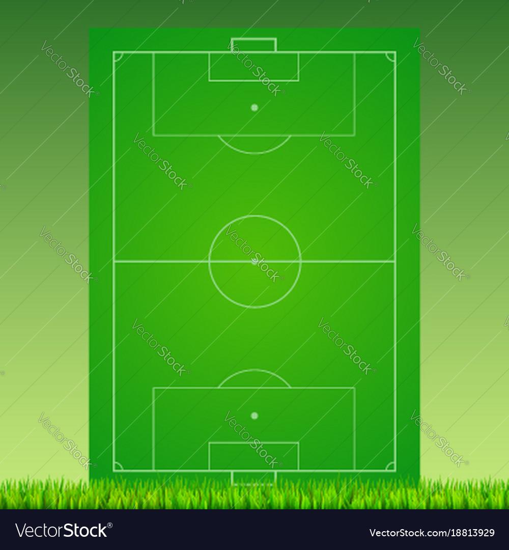 green grass soccer field76 green