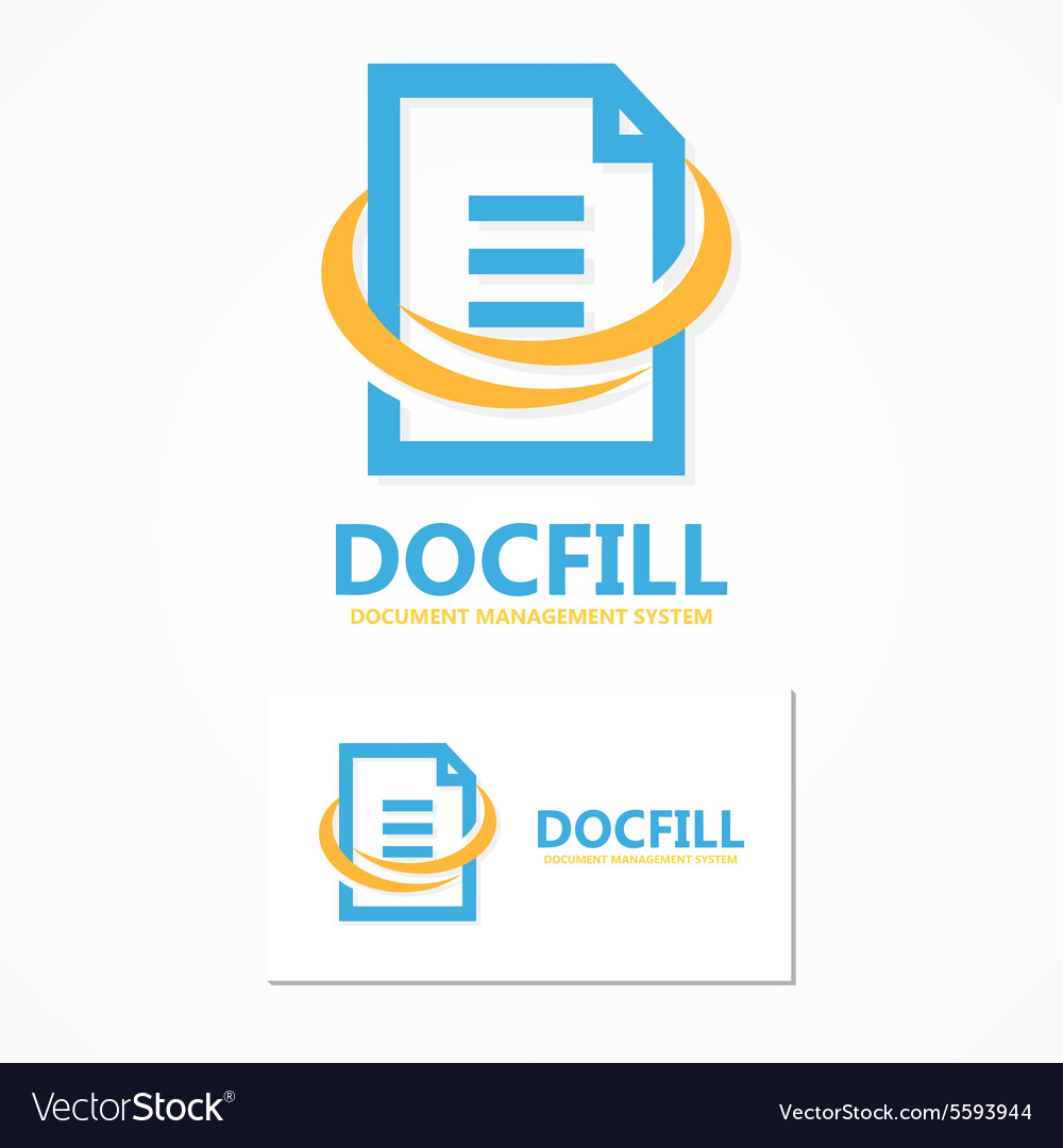 Document file logo or icon