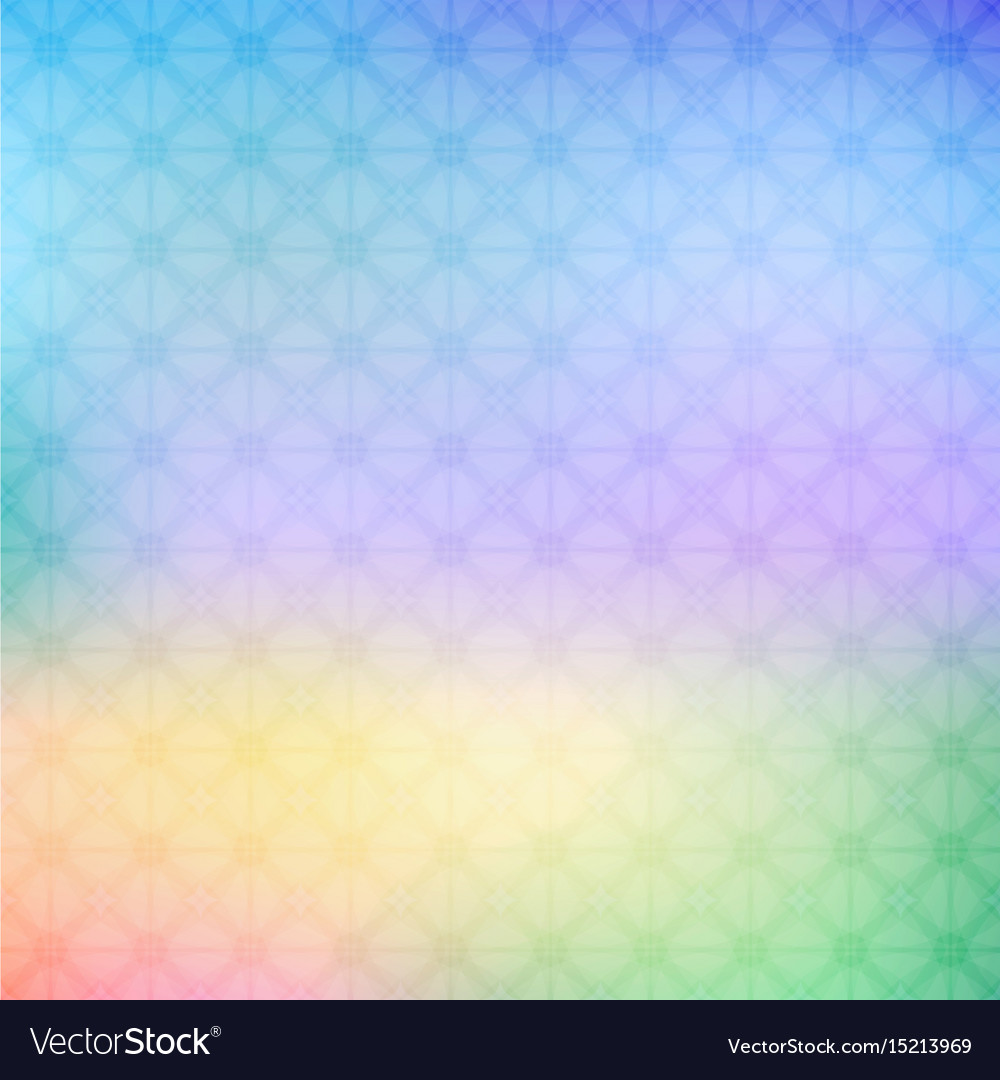 Abstract colorful geometric background in bright