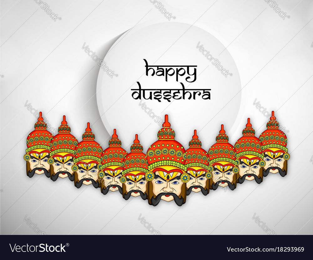 Hindu festival dussehra background