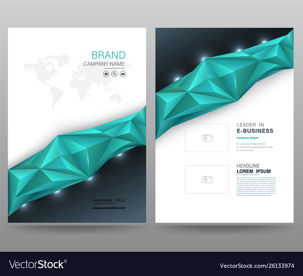 Template annual report