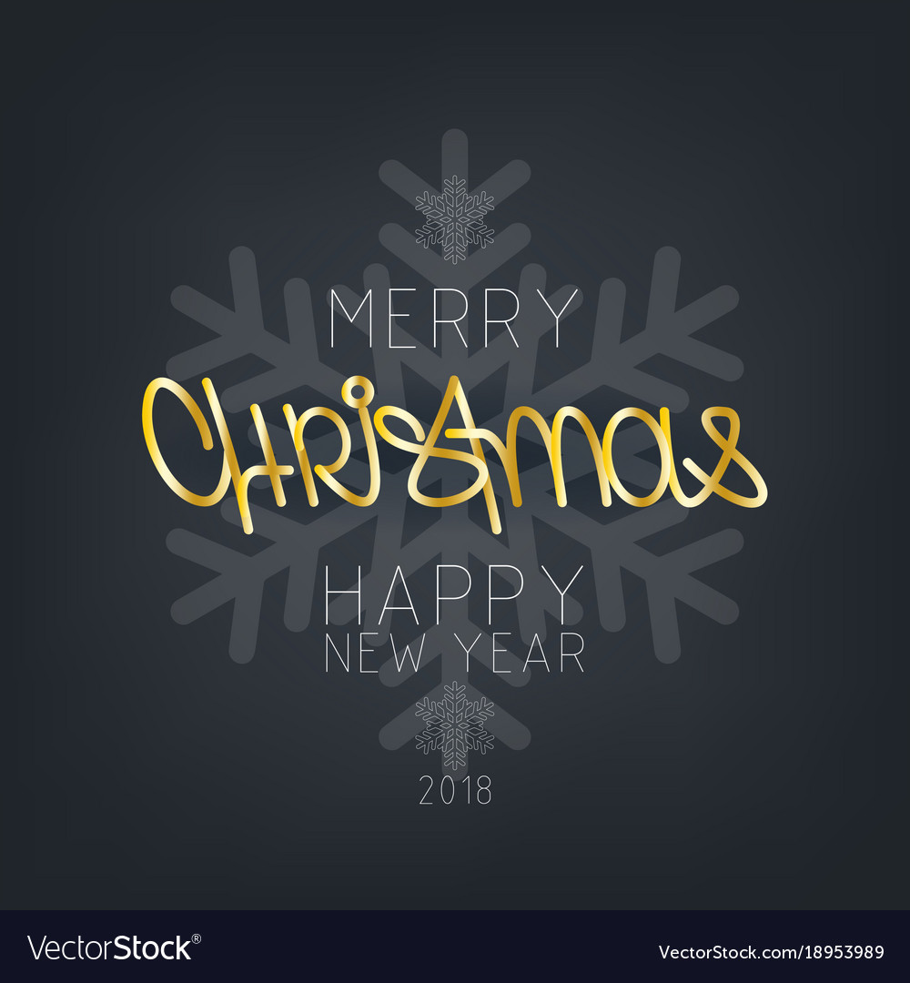 Christmas new year winter holiday poster design t