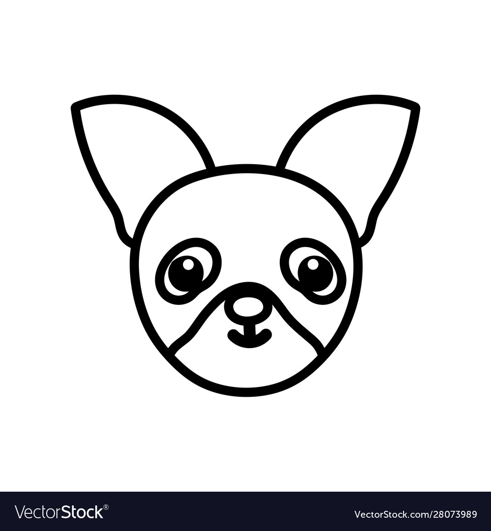 Isolated dog cartoon icon design