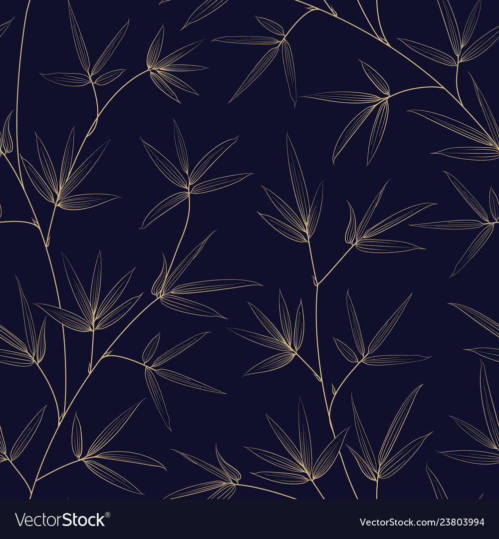 Bamboo seamless pattern great design for any