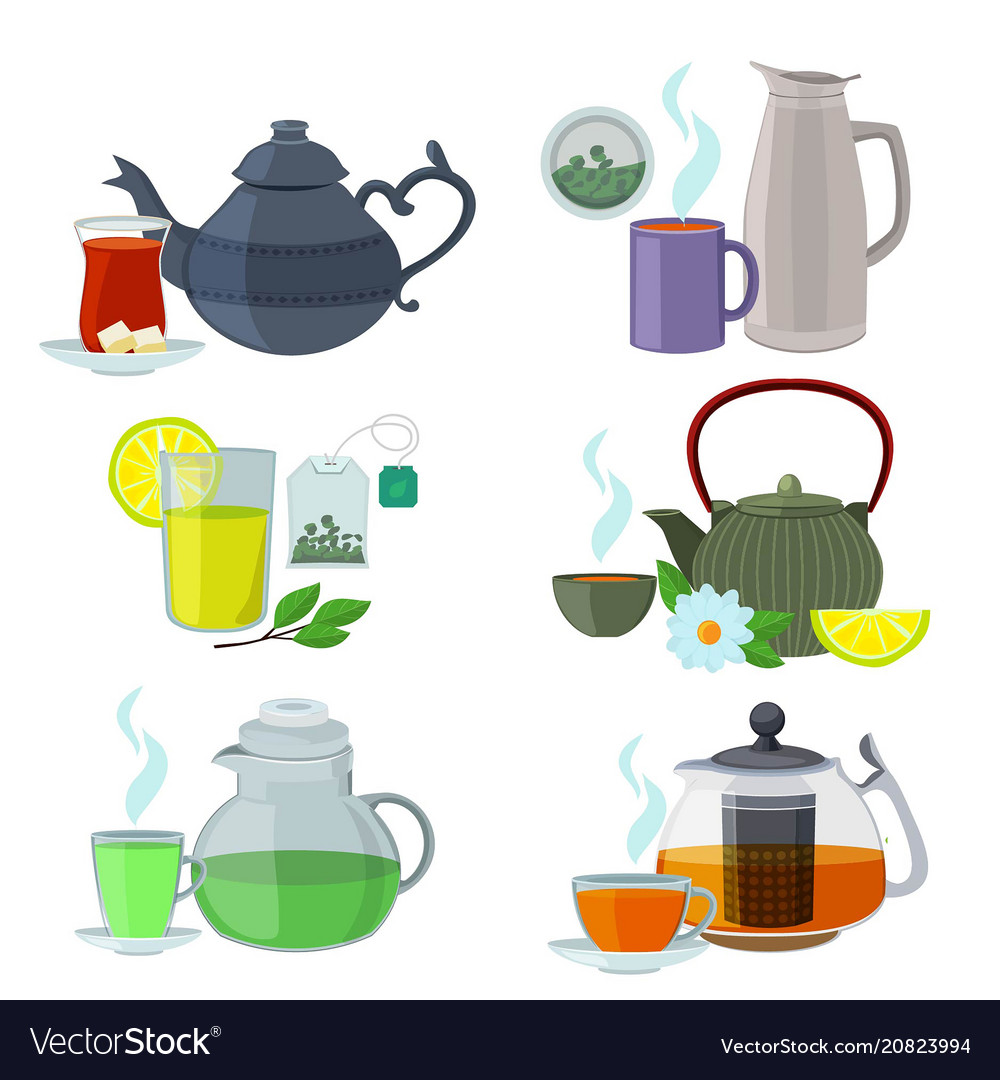 Chinesse english and other different types of tea