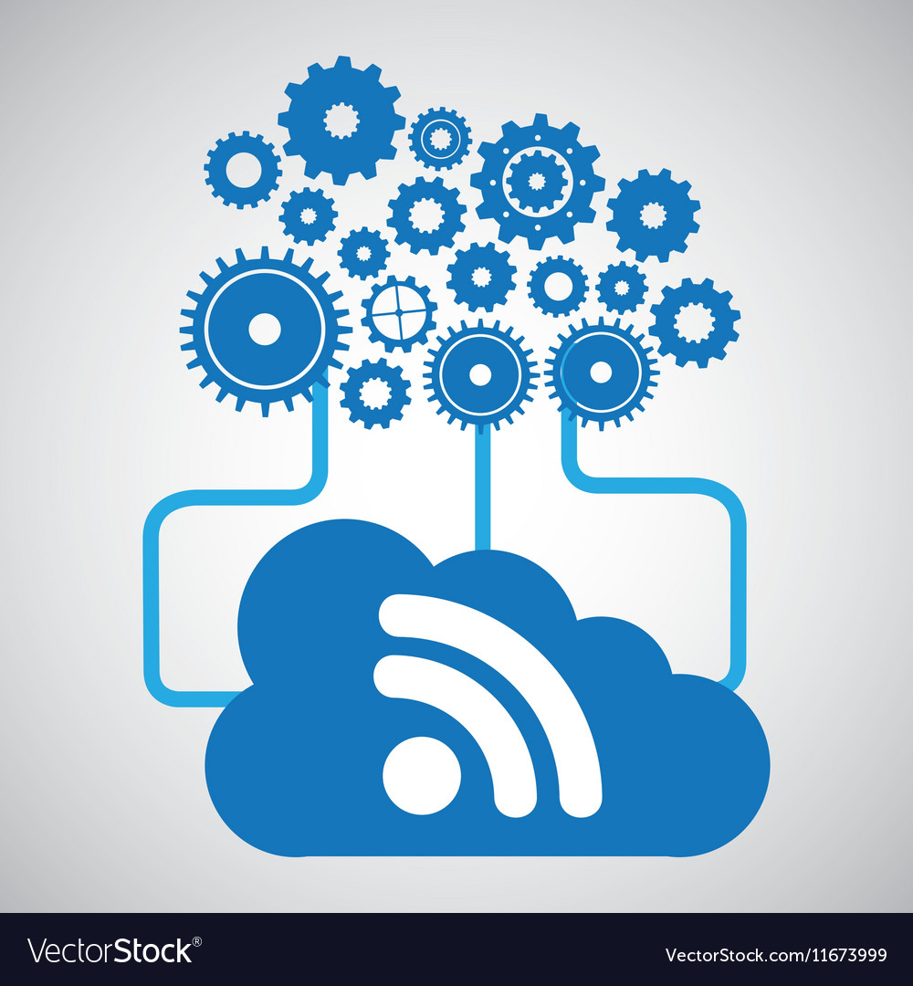 Cloud network wifi technology connection design