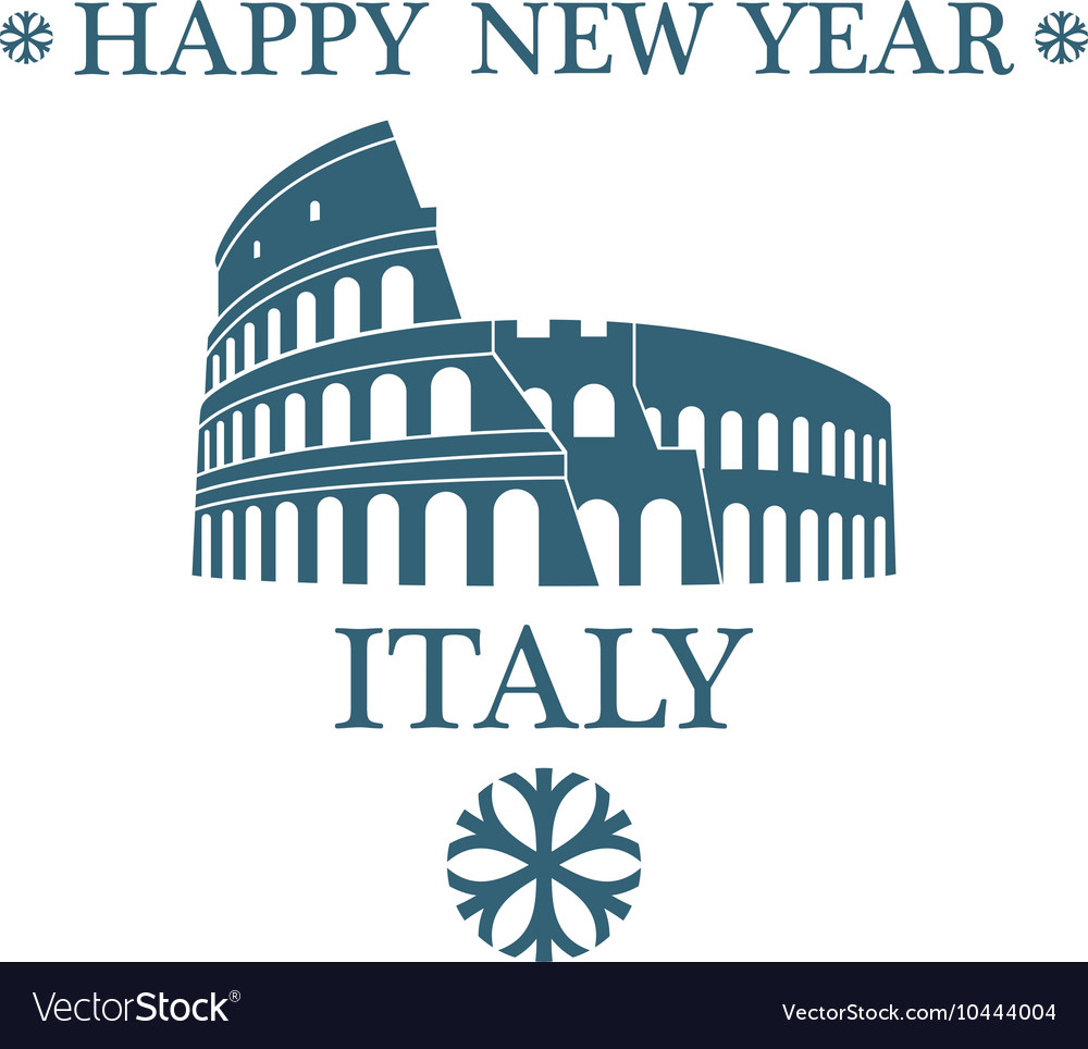 Greeting Card Italy