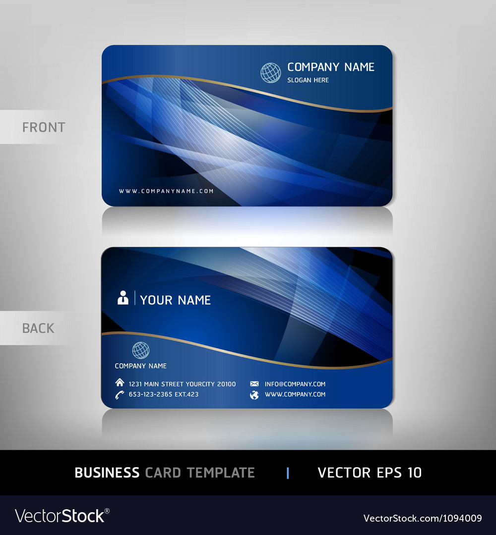 Business card abstract background royalty free vector image business card abstract background vector image reheart Image collections