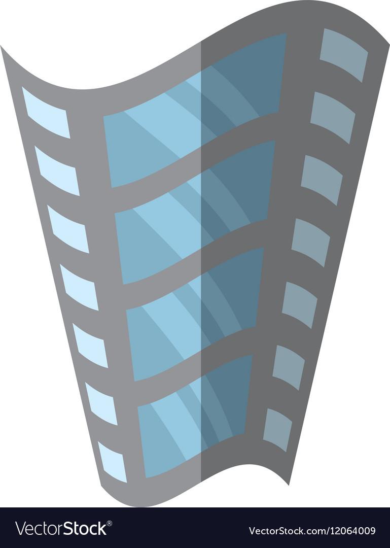 Film strip negative equipment video shadow