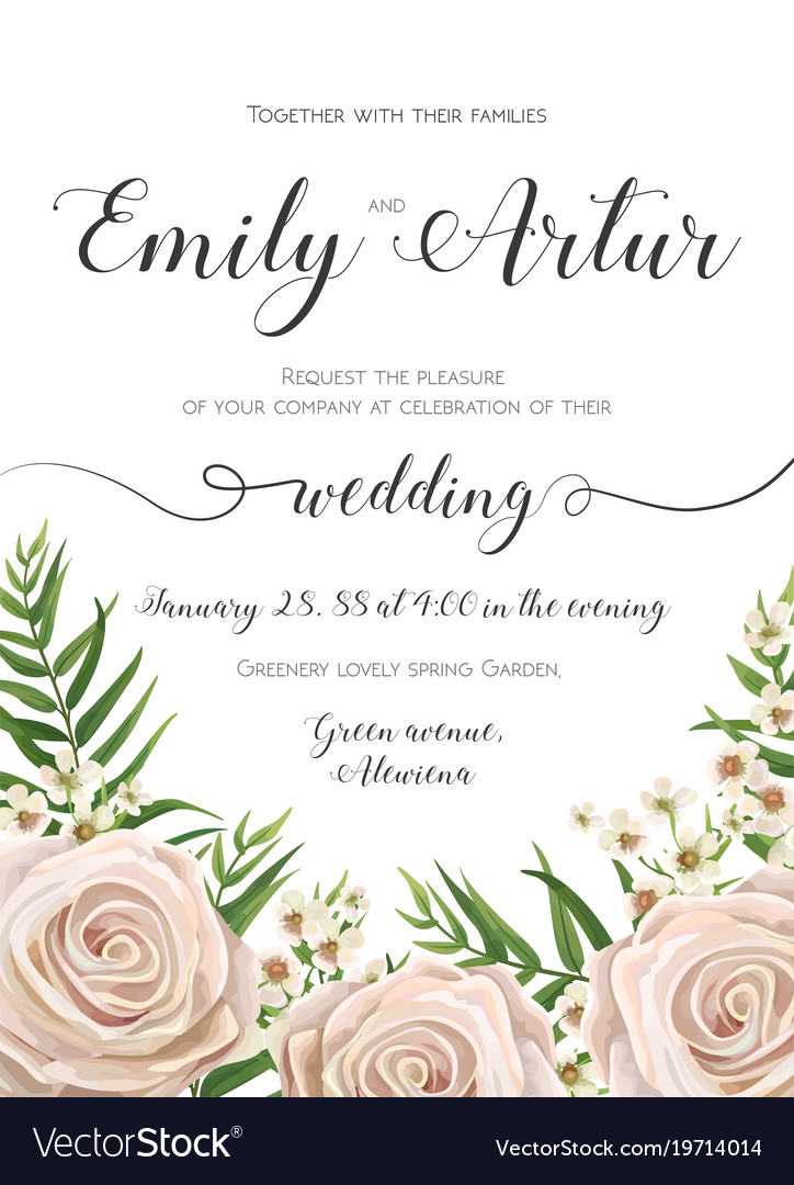 Create your Own Custom Wedding Invitation Cards