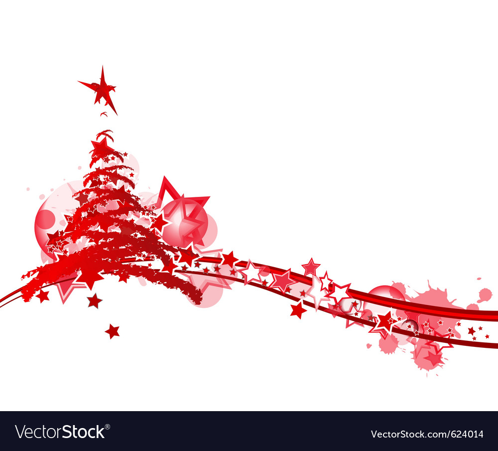 Merry christmas and happy new year Royalty Free Vector Image
