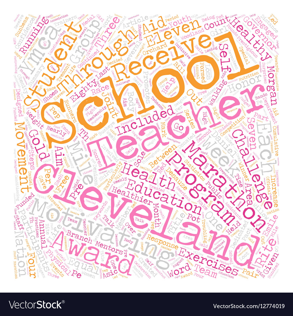 Cleveland Schools Aim for Healthy Students and