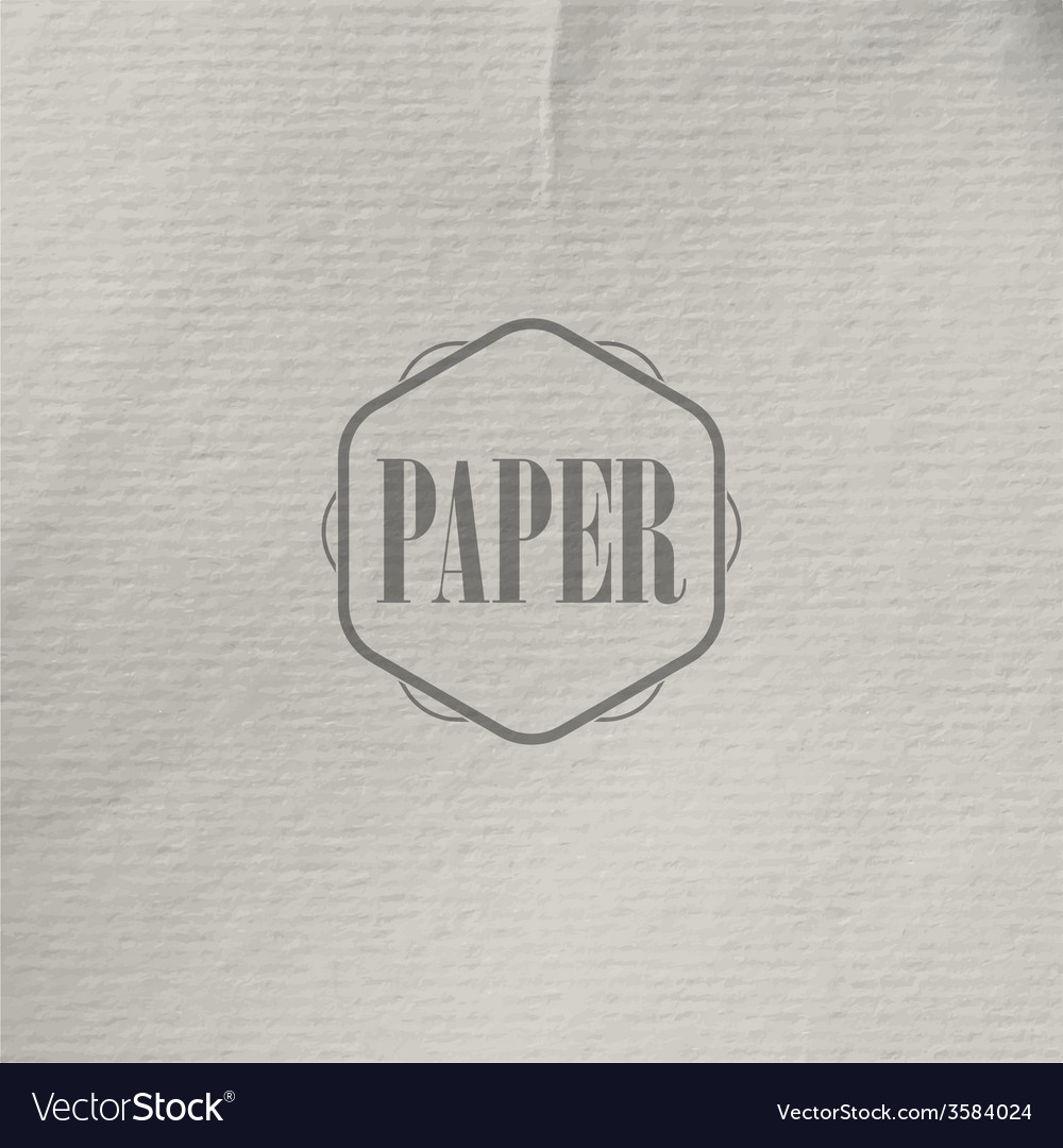 Abstract background with old crumpled paper