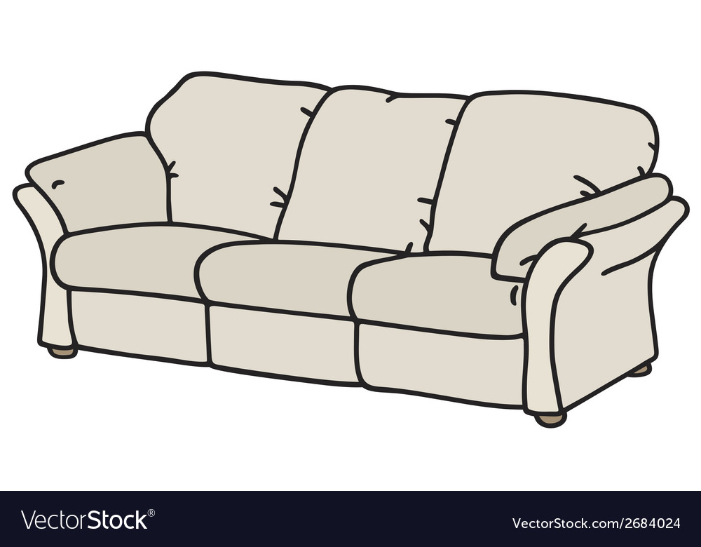Couch Sofa Canape Vector Images 44