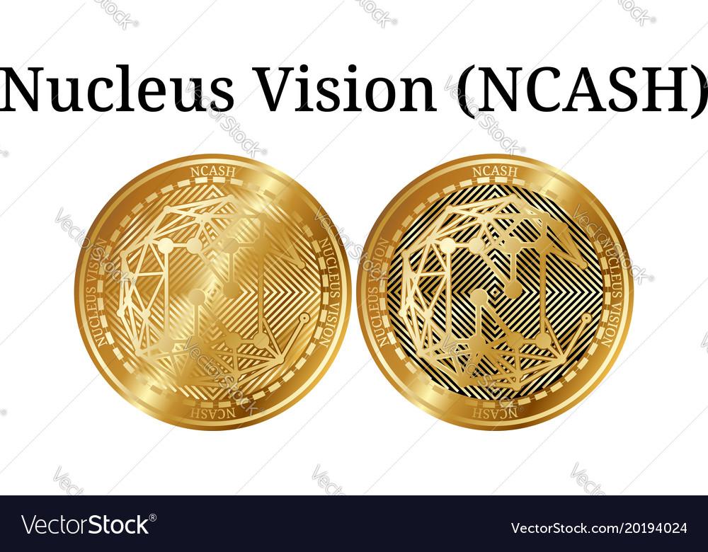 NCASH Nucleus Vision coin