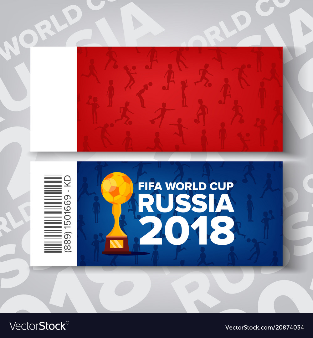 Tickets for the 2018 FIFA World Cup 65