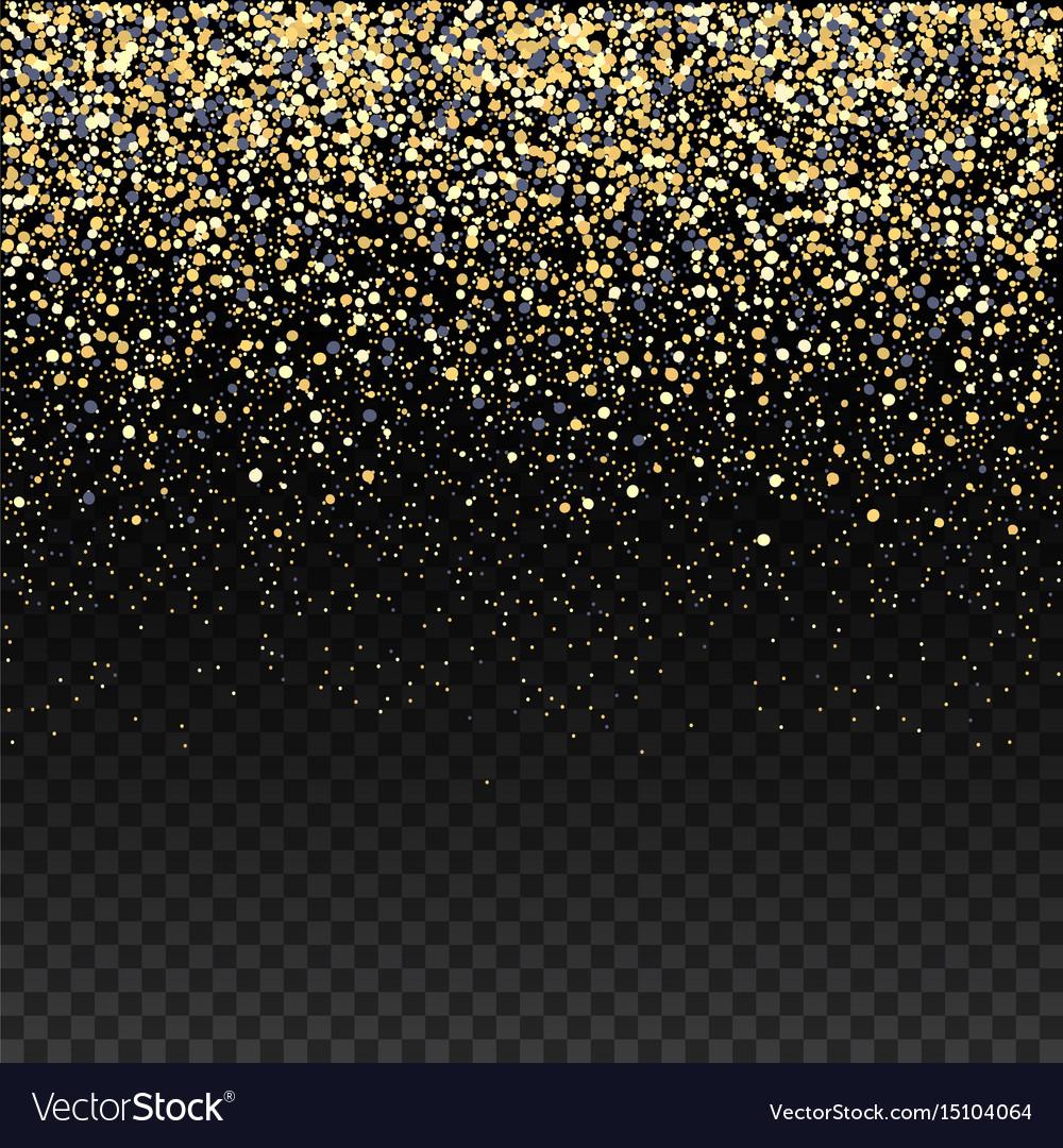 Glitter gold falling photos