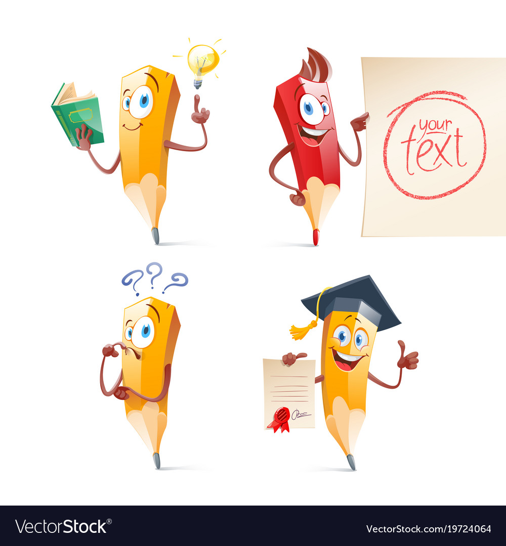funny pencil pictures