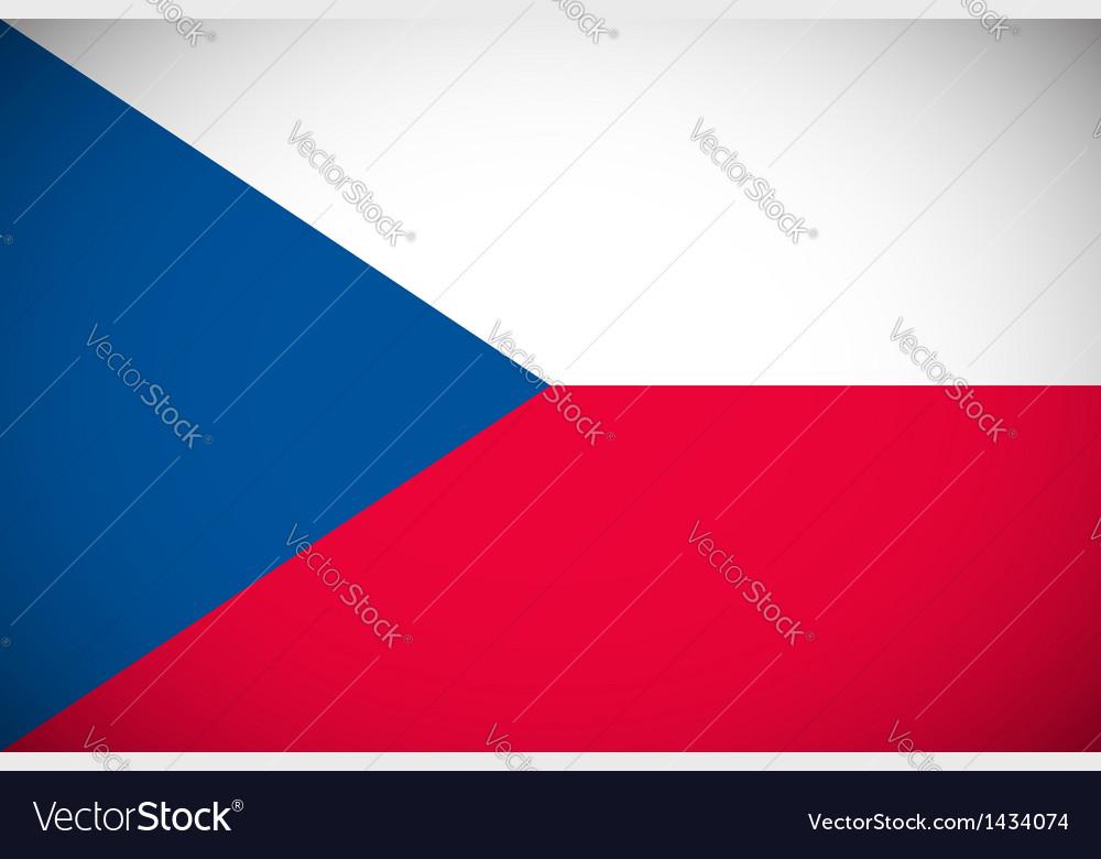 National flag czech republic