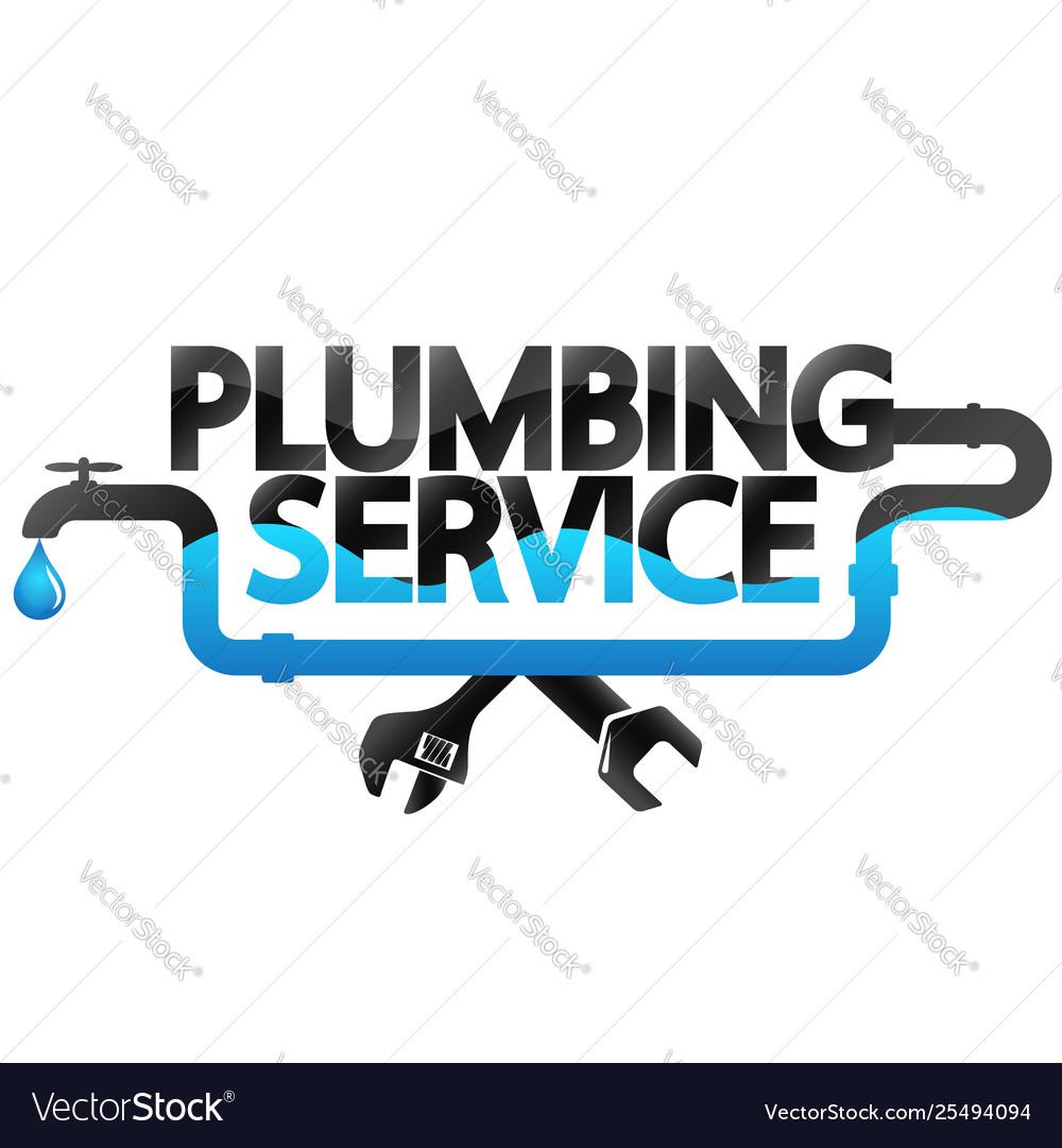 Plumbing repair service design